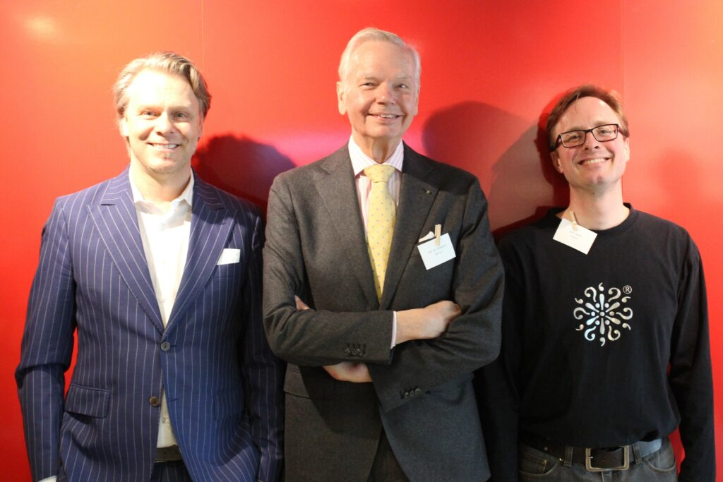 Peter Callius, Kantar SIFO, Carl Jan Granqvist, Saxå Bruk och Lars Carlén.