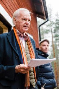 Carl Jan Granqvist och Henry Ketola